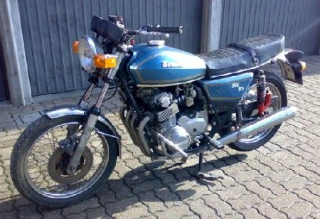 Benelli 350RS