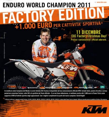 KTM Factory Edition