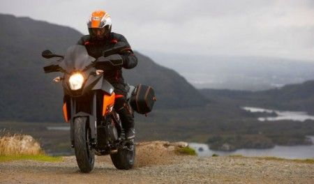 KTM SMT 990 in azione