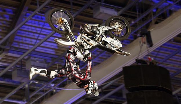 MX Freestyle: Night of The Jumps