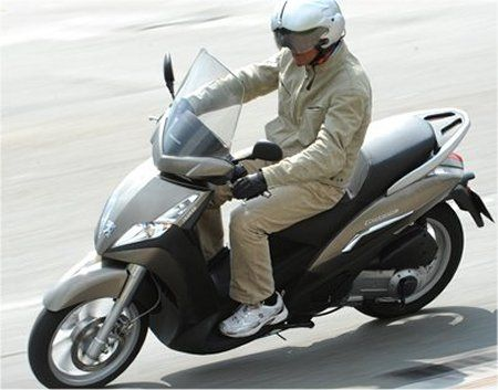 Scooter Peugeot