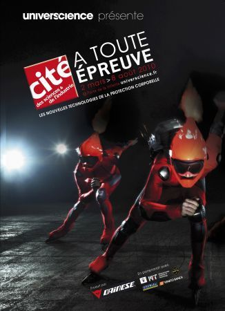 """Mostra """"A toute epreuve"""" by Dainese"""