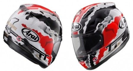 Caschi: Arai Doohan TT Replica