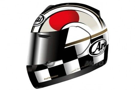 Arai Quantum Flag Japan