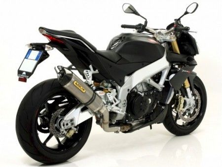 Accessori: scarichi Arrow per Aprilia Tuono V4