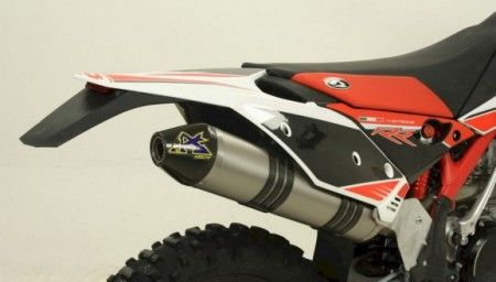 Accessori: scarichi Arrow per le enduro di Beta