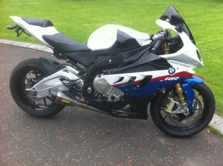 Moto special: BMW S 1000 RR Turbo by Jack Frost