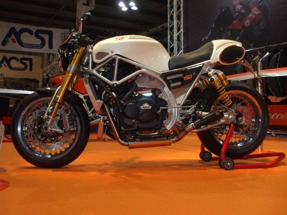 Breganze SF 750 al Motor Bike Expo 2011