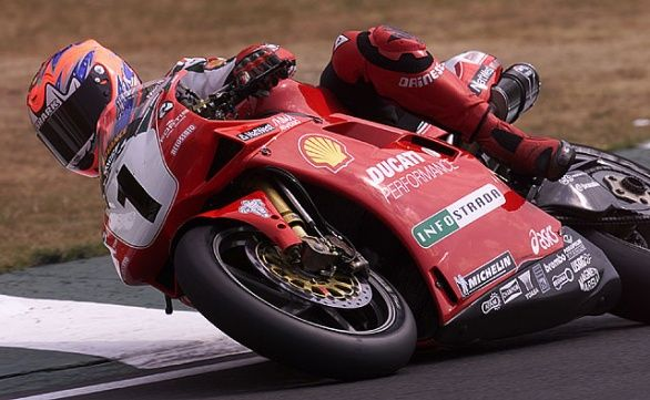 Carl Fogarty ritorna alla Noth West 200