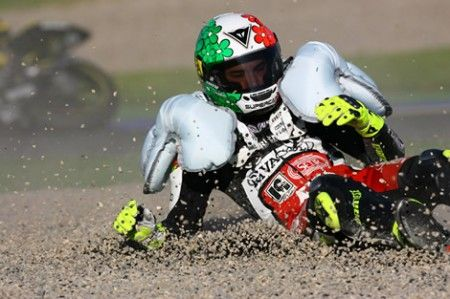 Dainese pronta a lanciare il D-Air Racing IPS
