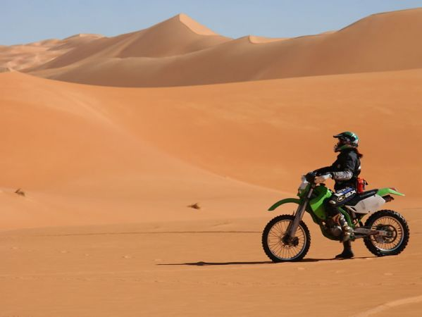 Rally Lite Desert Series al via nel 2012