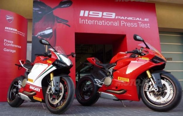 Pirelli conquista la 1199 Panigale e la Superstock 1000