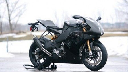 Erik Buell Racing 1190 RS svelata in anteprima