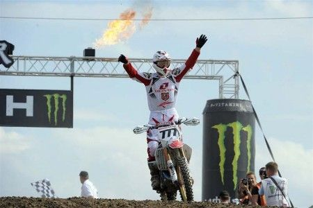 Evgeny Bobryshev, vincitore a Teutschenthal nel 2011