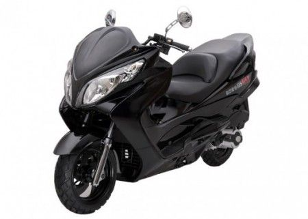 Scooter: Goes G 125 MAX
