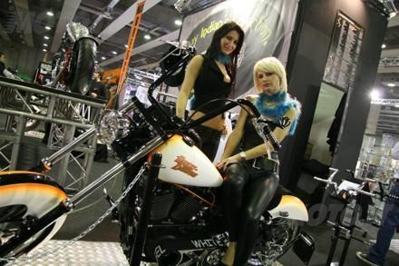 Intermot: moto custom in mostra