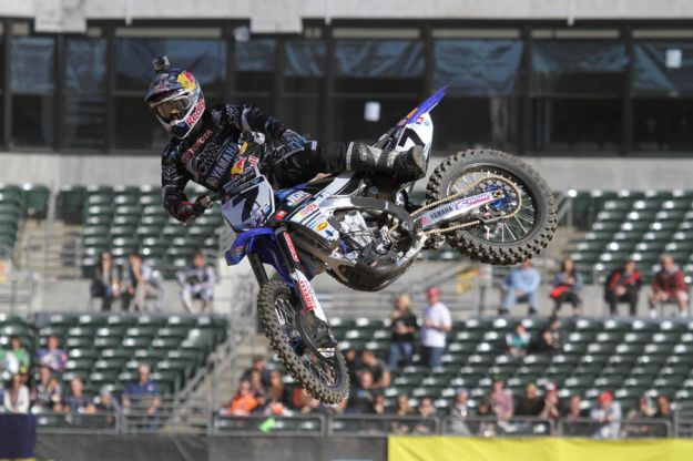 Supercross 2012 Oakland: James Stewart torna alla vittoria