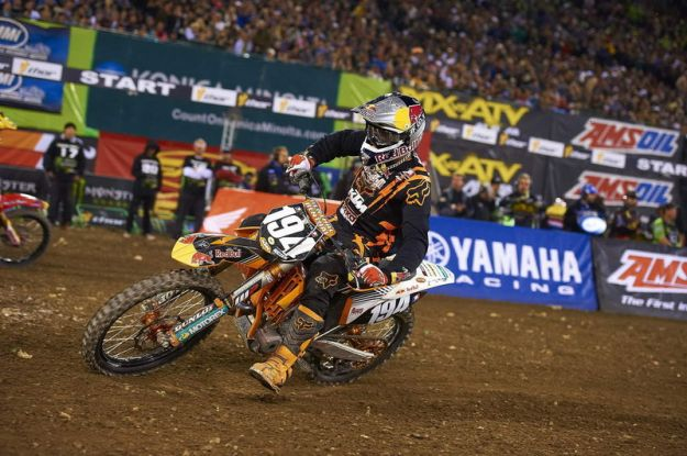 Supercross 2012: Ken Roczen pronto a ripartire