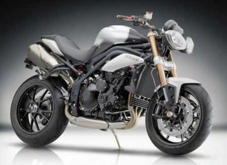 Accessori: kit Rizoma per Triumph Speed Triple