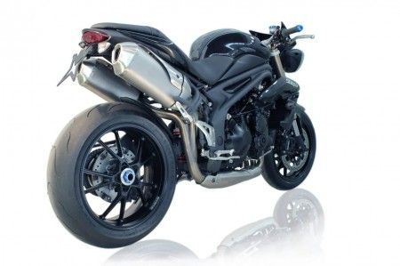 Accessori LLS Racing per Triumph Speed Triple