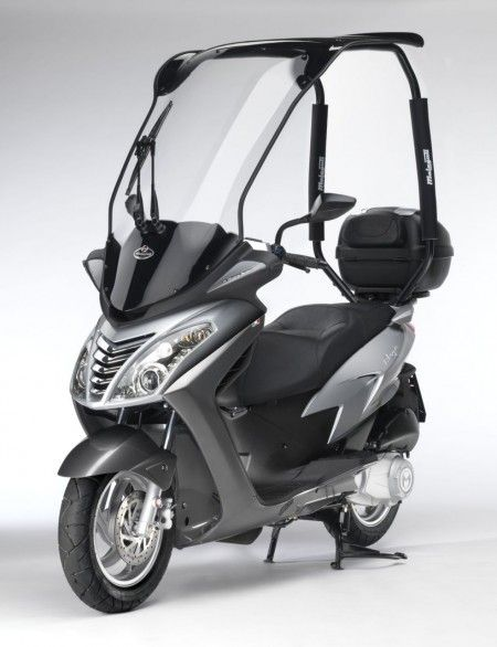 Accessori Scooter: All Weather System per Malaguti Blog