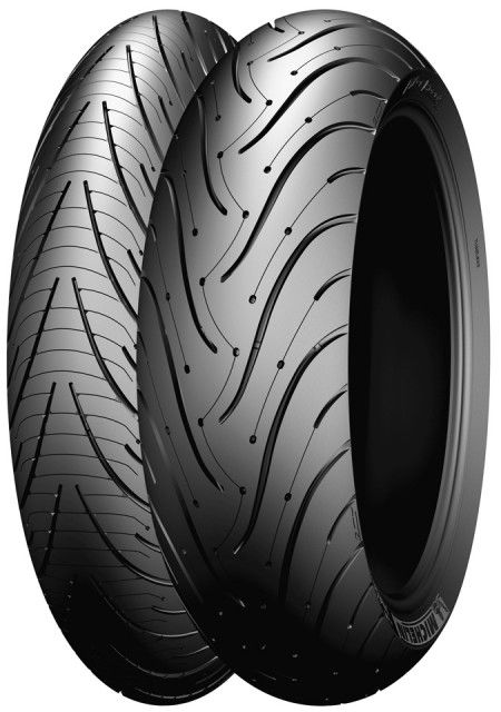 Pneumatici: Michelin Pilot Road 3