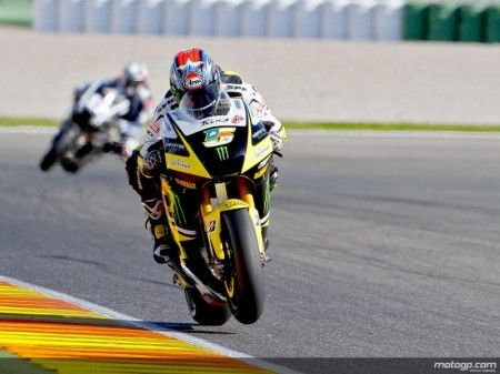 MotoGP Valencia C Edwards