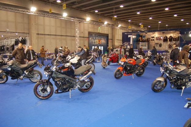 Motor Bike Expo: moto in bella vista