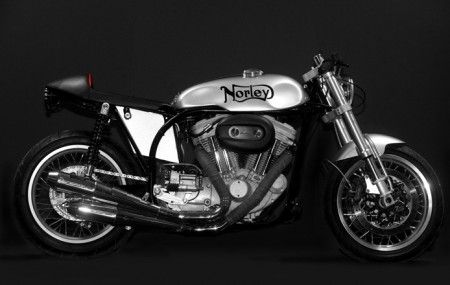 Norley by Santiago Chopper