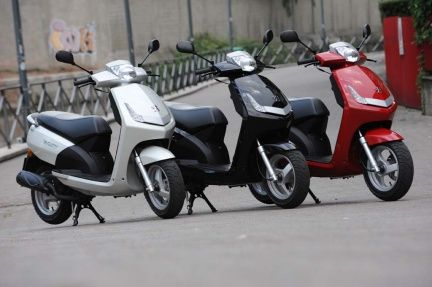 Peugeot Vivacity Scooter