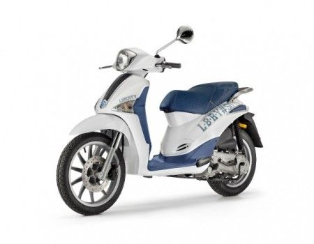 Scooter: Piaggio Liberty Teens