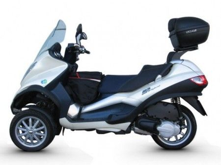 Accessori Shad per Piaggio Mp3