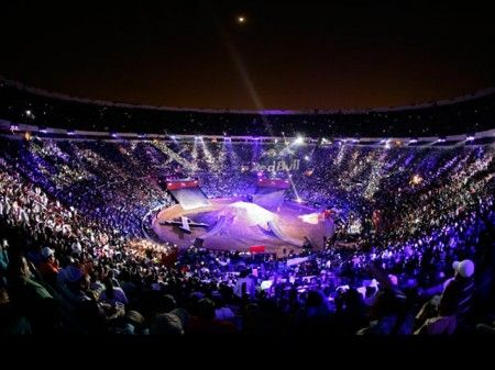 Red Bull X Fighters Arena