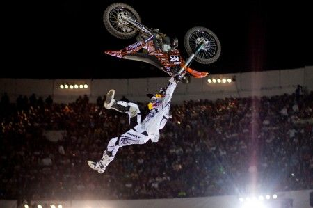 Red Bull X-Fighters: la tappa romana del 2010