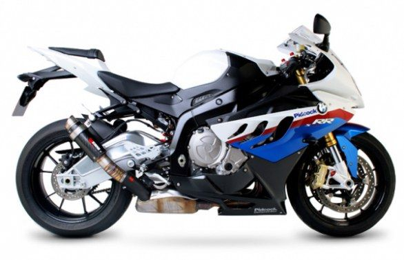 Scorpion Exhaust RP-1 GP per BMW S 1000 RR
