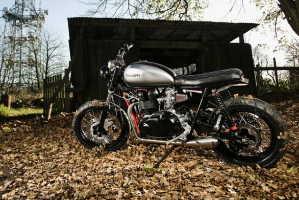 Spirit Of The Seventies S6 Scrambler