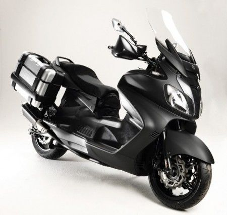 Scooter: Suzuki Burgman T by GP Design