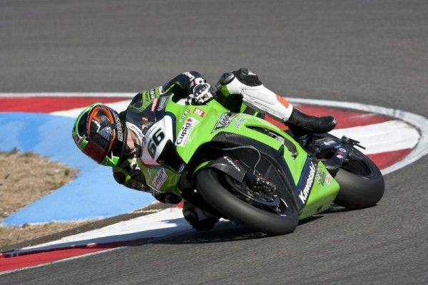 Tom Sykes in azione