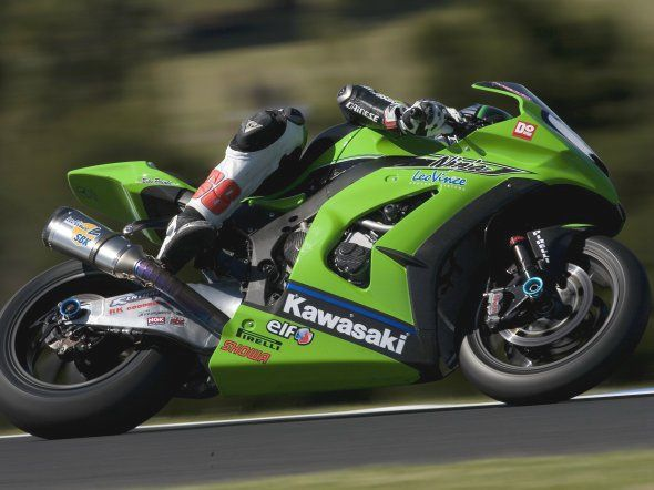Test Phillip Island Superbike 2012 day 1: Tom Sykes precede Checa