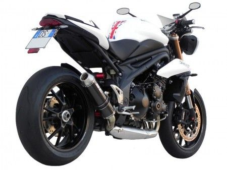 Accessori: scarichi SC-Project per Triumph Speed Triple e Tiger 1050