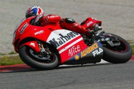 Ducati Riding Experience con Troy Bayliss