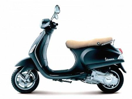 Vespa LX 125: uno degli scooter destinati all'Indonesia