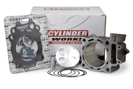 Accessori: Cylinder Works by Vertex Pistons