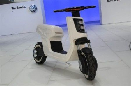 Scooter elettrici: Volkswagen E-Scooter
