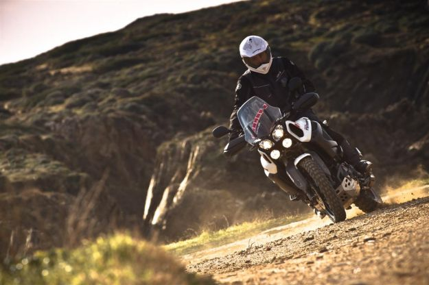 Motor Bike Expo 2012, Yamaha presenta Super Ténéré Worldcrosser Competition White