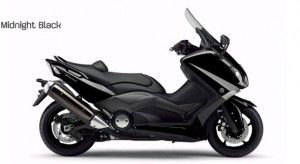 Yamaha T Max 2012 colorazione midnight black