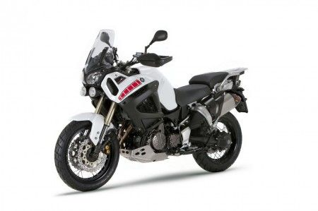 Yamaha SuperTenere1200CompetitionWhite