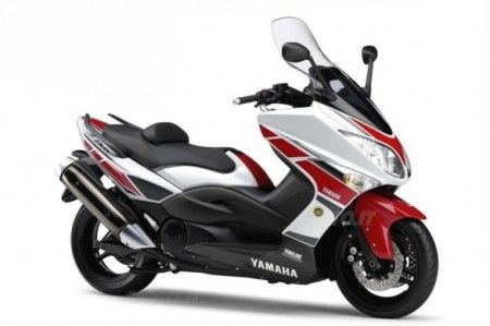 Scooter: Yamaha T-Max 50th Anniversary