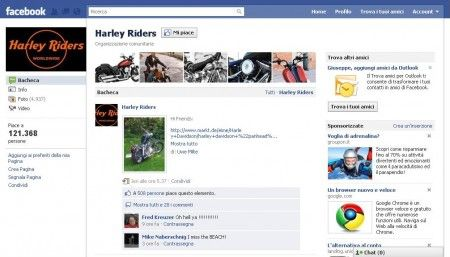 harley page riders