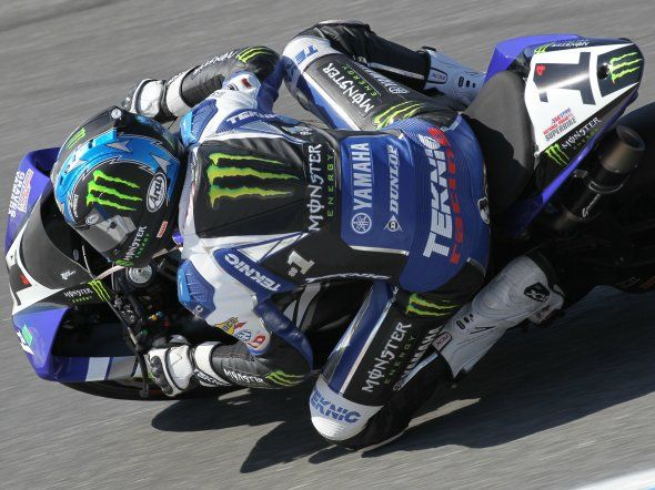 MotoGP 2011 Valencia: Tech 3, Hayes sostituisce Edwards